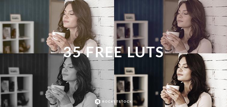 35_Free_LUTs_RocketStock.