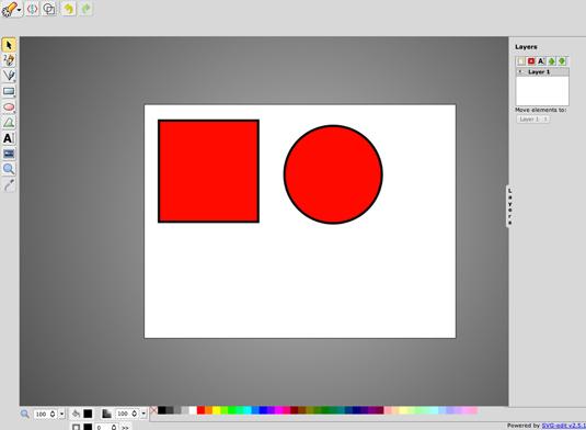 SVG-Edit.